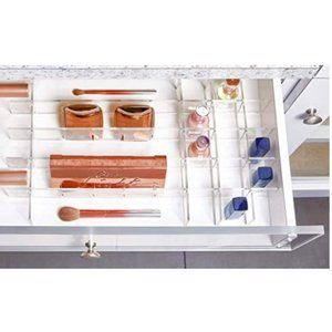 iDesign Customizable In-Drawer Dividers